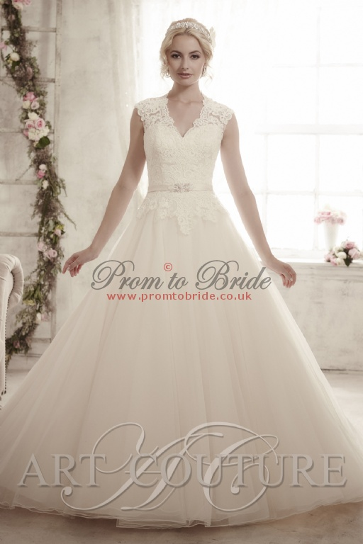 Art Couture Dress AC481 - Wedding Dresses in Hertfordshire