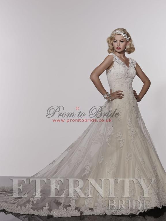 Eternity Dress D5186 - Wedding Dresses in Hertfordshire