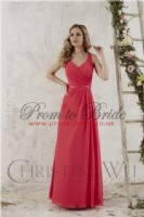 2016 Bridesmaid Dress by Christina Wu - 22713