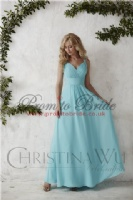 Bridesmaid Dress by Christina Wu - 22681