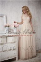 Bridesmaid Dress by Christina Wu - 22698
