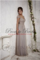 2016 Bridesmaid Dress by Christina Wu - 22709